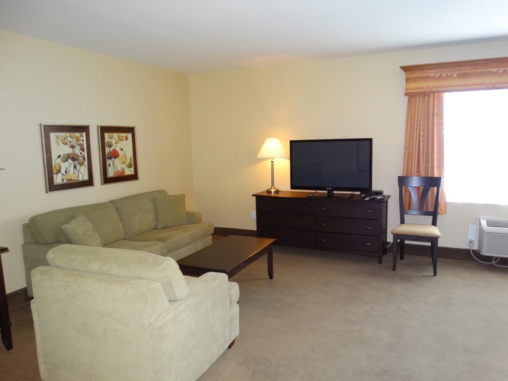 Executive Suite Sitting Area