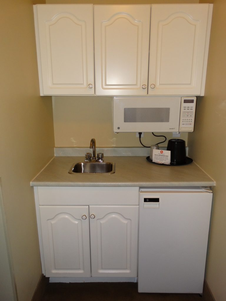 Executive Suite Kitchenette