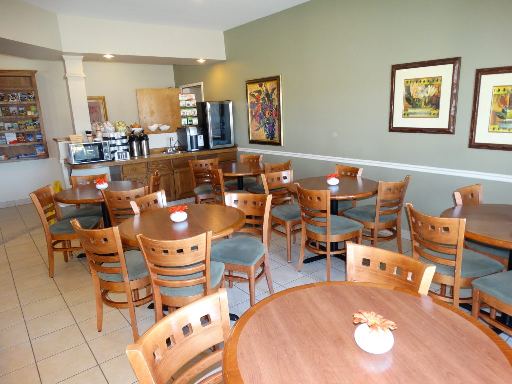 Moncton Breakfast Area
