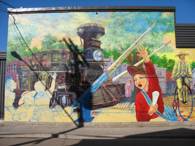 SUSSEX MURALS