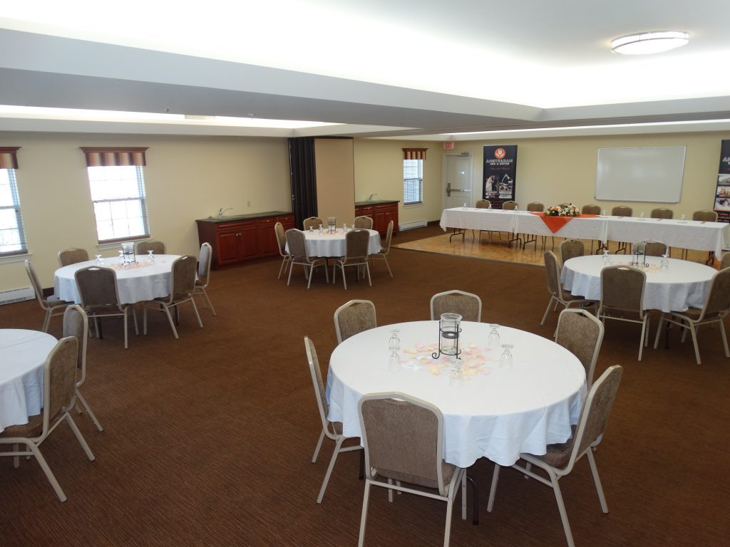 Saint John Conference Space Available