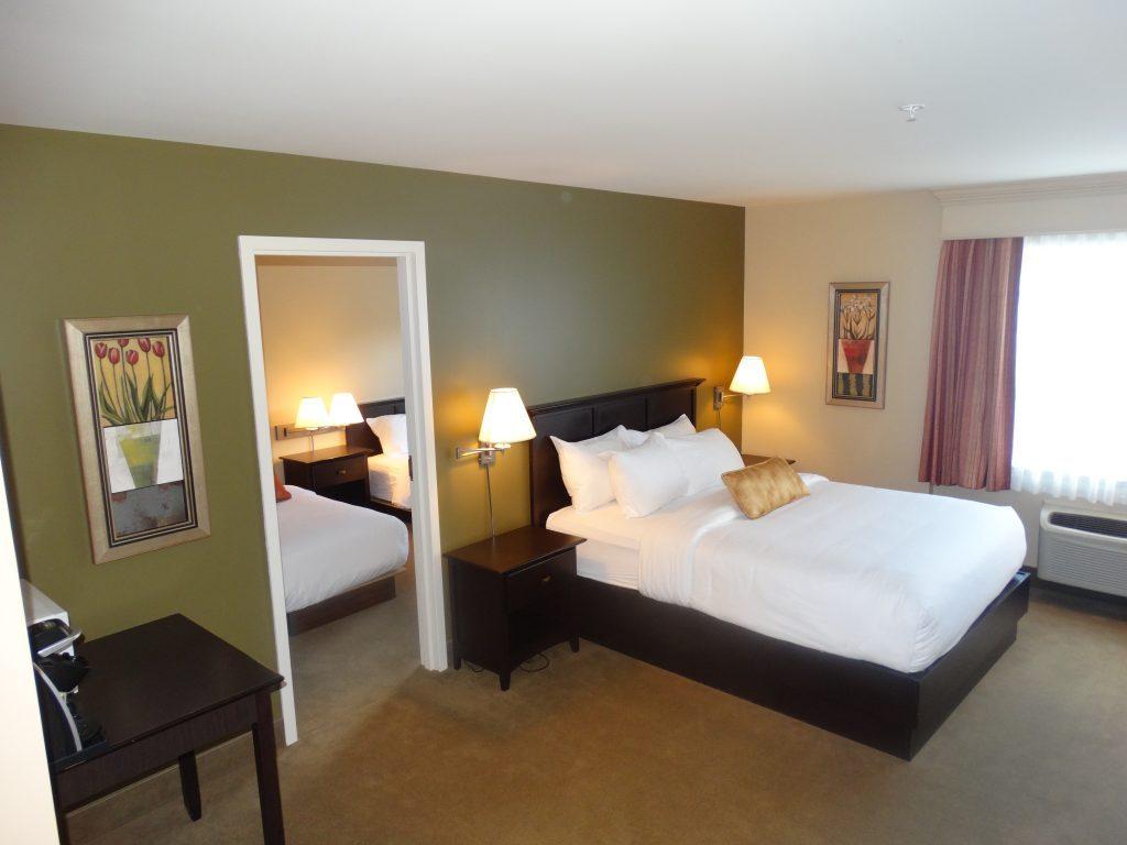 Saint John Hotels