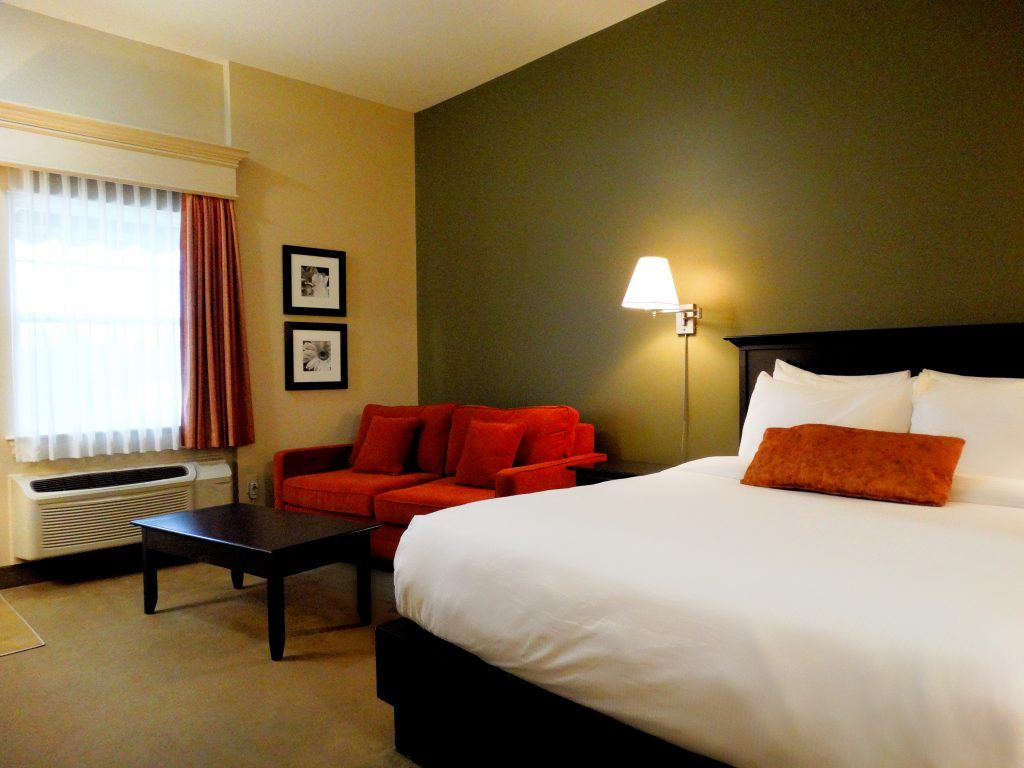Where to Stay In Fredericton New Brunswick