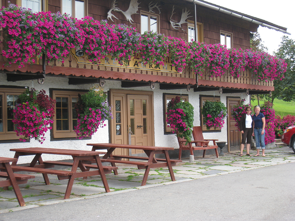GASTHOF'S OLD BAVARIAN RESTAURANT